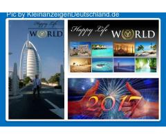 HAPPY LIFE WORLD ist ein Online Reiseportal